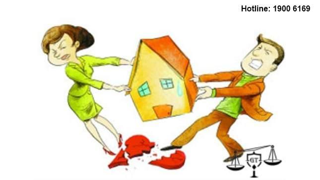 Yêu cầu chia tài sản chung sau khi đã ly hôn
