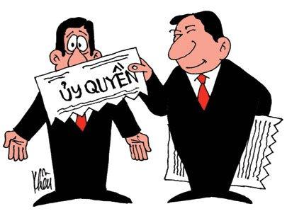 Thủ tục công chứng hợp đồng ủy quyền