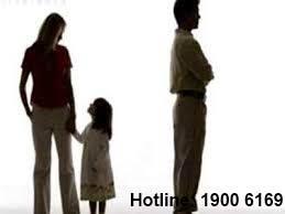 Có thể hạn chế quyền thăm nom con của chồng sau khi ly hôn