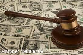 Quyết định miễn giảm chi phí cưỡng chế thi hành án