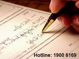 Thủ tục chứng thực chữ ký trong các giấy tờ, văn bản Tiếng Việt