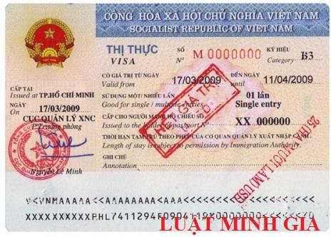 Thủ tục chứng thực điểm chỉ tại cơ quan đại diện của Việt Nam ở nước ngoài