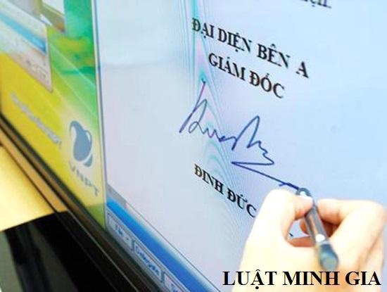 Thủ tục chứng thực chữ ký người dịch tại cơ quan đại diện của Việt Nam ở nước ngoài