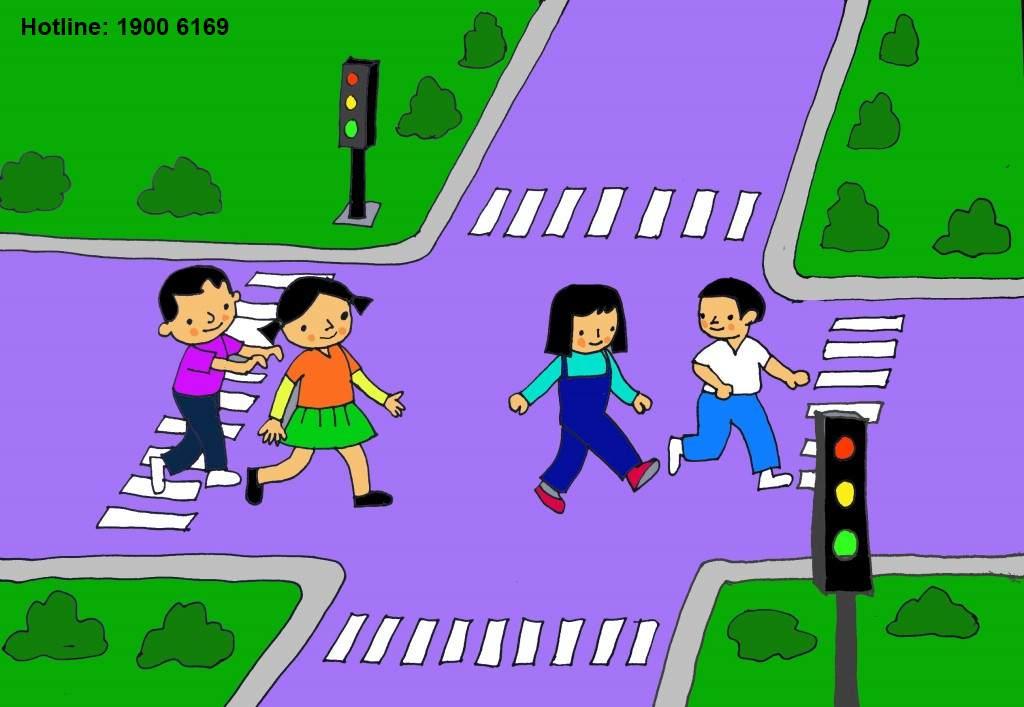 Mức xử phạt người đi bộ vi phạm quy tắc giao thông đường bộ