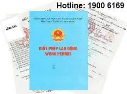 Thủ tục xin cấp giấy phép lao động cho người lao động nước ngoài tại Việt Nam