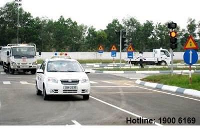 Thủ tục cấp Giấy phép lái xe cho người trúng tuyển kỳ sát hạch lái xe