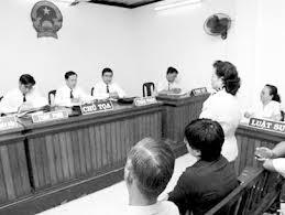 Yêu cầu về dân sự thuộc thẩm quyền giải quyết của Toà án