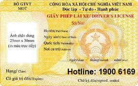 Đổi Giấy phép lái xe do ngành Giao thông vận tải cấp