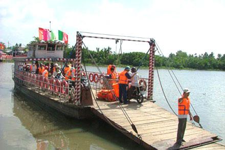 Thủ tục cấp lại Giấy phép hoạt động bến khách ngang sông