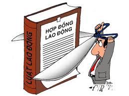 Mức xử phạt vi phạm hành chính về hợp đồng lao động