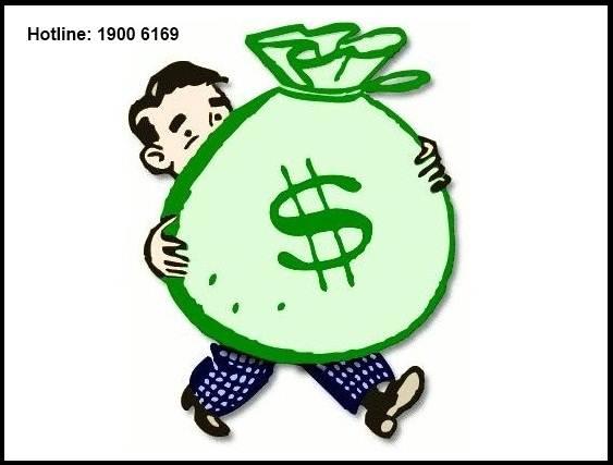 Xử phạt vi phạm hành chính về tiền lương