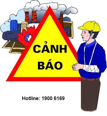 Xử phạt vi phạm về an toàn lao động, vệ sinh lao động