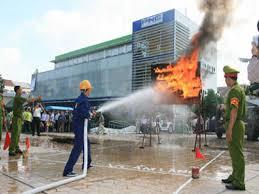 Xử phạt vi phạm hành chính về phòng cháy và chữa cháy