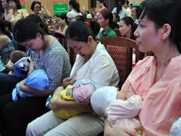 Thời gian nghỉ sinh con đối với lao động nữ là bao lâu?
