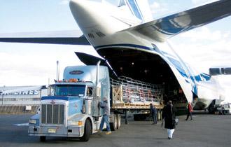 Mã ngành kinh doanh vận tải hàng không