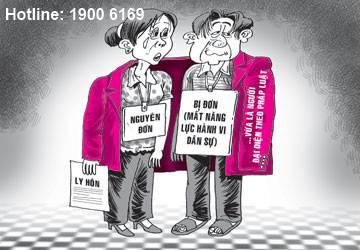 Quyền yêu cầu ly hôn khi chồng bị mất năng lực hành vi dân sự