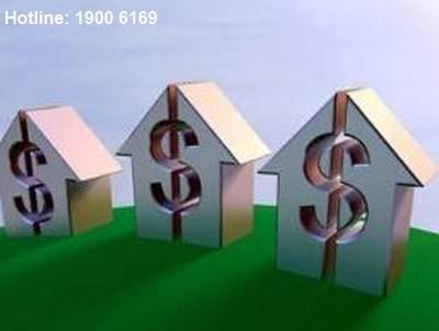 Xử phạt hành chính trong lĩnh vực kinh doanh bất động sản