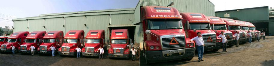 Tư vấn đăng ký kinh doanh kho bãi và các hoạt động hỗ trợ cho vận tải