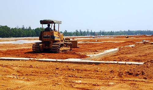 Hỏi tư vấn về việc sử dụng đất đang trong diện quy hoạch