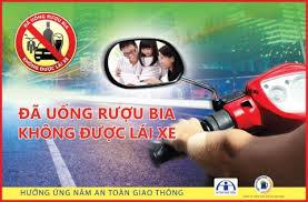 Trách nhiệm hình sự khi uống rượu say gây tai nạn giao thông