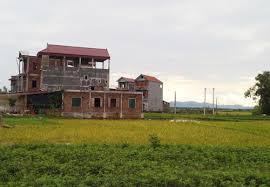 Xây dựng nhà ở trên đất nông nghiệp có được phép không?