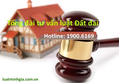 Luật sư tư vấn, giải đáp pháp luật Đất đai qua điện thoại
