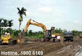 Bồi thường thu hồi đất trong trường hợp đất thuê kinh doanh?