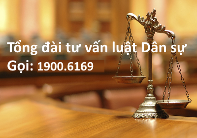 Tổng đài luật sư tư vấn pháp luật Dân sự trực tuyến