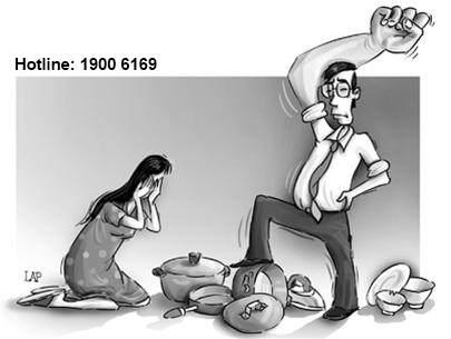 Chồng bạo hành vợ muốn ly hôn phải làm thế nào?