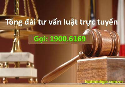 Dịch vụ luật sư tư vấn luật qua điện thoại