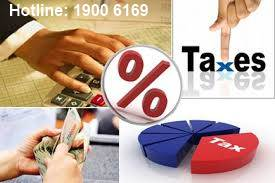 Tư vấn luật Thuế qua tổng đài điện thoại 19006169