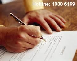 Luật sư hướng dẫn viết đơn ly hôn