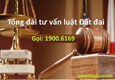 Tư vấn pháp Luật Đất đai qua Email