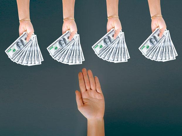 Nghĩa vụ trả nợ khi vay tiền dùm người khác