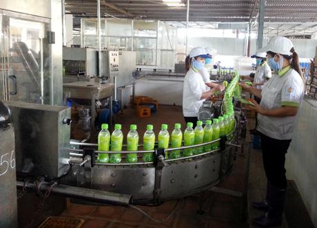 Tư vấn đăng ký ngành nghề sản xuất đồ uống