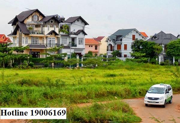 Tư vấn về tiền thuế phải nộp cho phần đất ở vượt hạn mức