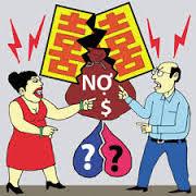 Vợ hỏi về khoản vay trả góp của chồng xử lý thế nào?