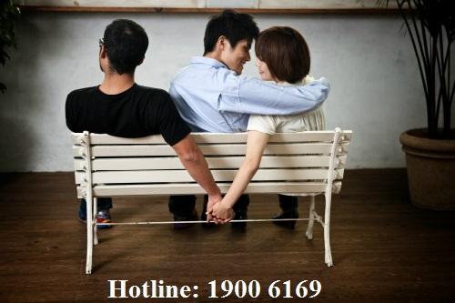 Vợ đi ngoại tình và có con riêng xử lý thế nào?