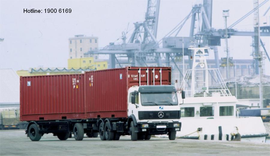 Thủ tục đăng ký ngành nghề kinh doanh vận tải hàng hóa bằng công-ten-nơ