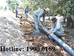 Tư vấn về tranh chấp trong việc xử lý nước thải sinh hoạt