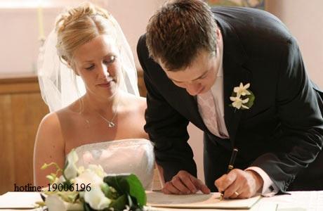 Rút ngắn thời gian thực hiện thủ tục đăng ký kết hôn