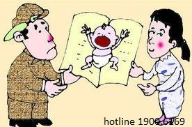 Hỏi tư vấn về trường hợp có con với người yêu cũ xử lý thế nào