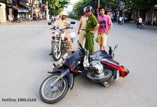 Tư vấn về trách nhiệm khi tai nạn giao thông