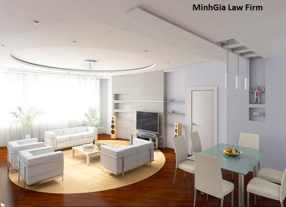 Thủ tục mua bán căn hộ chung cư