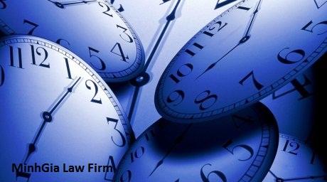 Thời gian nghỉ phép hàng năm theo quy định của pháp luật
