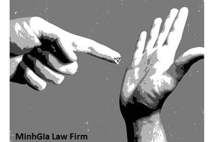 Tội vu khống theo luật hình sự