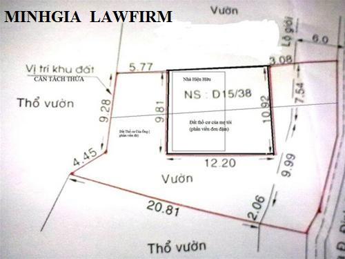 Diện tích tối thiểu để được tách thửa đất và điều kiện cấp GCNQSD đất