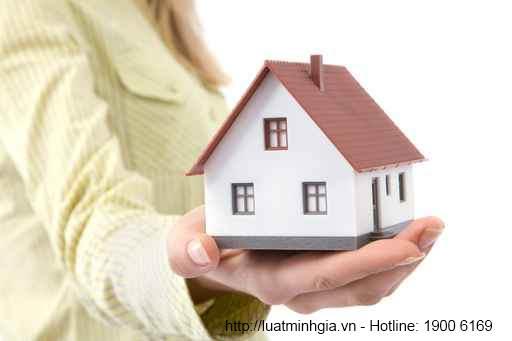 Tư vấn về việc mua nhà đã xây trên đất thuê lại