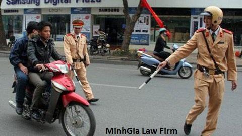 Tư vấn về tịch thu xe gây tai nạn giao thông