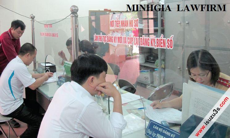 Luật sư tư vấn trường hợp đăng ký xe máy từ tỉnh khác chuyển đến